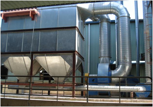 Tìm hiểu những hệ thống hút bụi công nghiệp thường dùng cho nhà xưởng