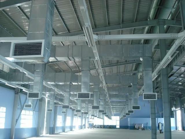 Bạn biết gì về hệ thống làm mát nhà xưởng bằng hơi nước ?