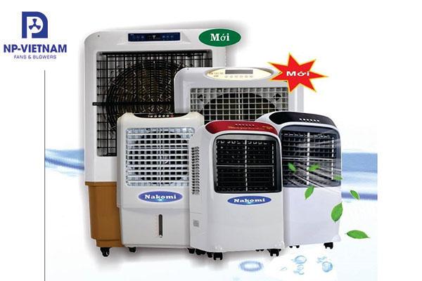 Máy làm lạnh (Quạt điều hòa hơi nước) Nakomi