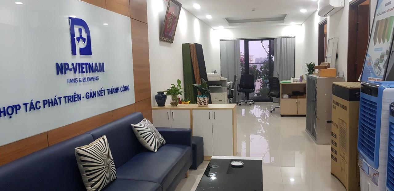 Văn phòng công ty cổ phần cơ điện lạnh NP Việt Nam